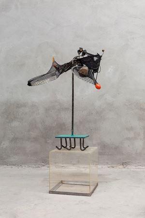 Little Black Widow by Tong Kunniao contemporary artwork