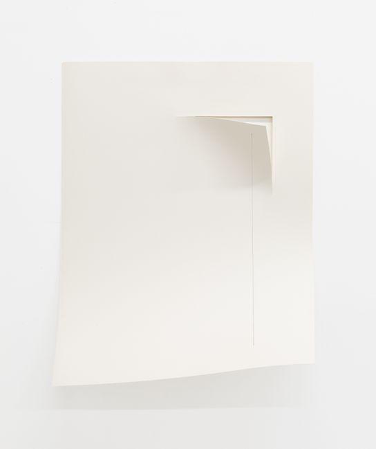Work on Paper #29 by Naama Tsabar contemporary artwork