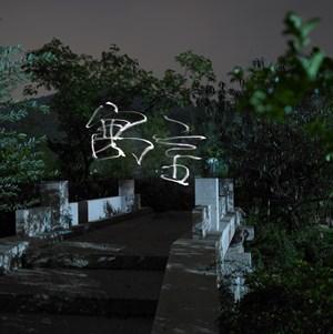 Allegory (Bridge) by Qiu Zhijie contemporary artwork