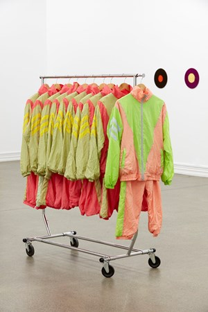 SQUAD SUITS by Ani O'Neill contemporary artwork