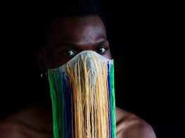 Artists Reimagine African Masks for the Pandemic
