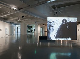 'The world precedes the eye' at Institute of Contemporary Arts Singapore