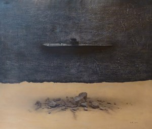 THE SUBMARINE by Zhang Jian contemporary artwork