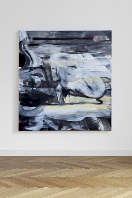 We Sleep Where We Fall by Liliane Tomasko contemporary artwork