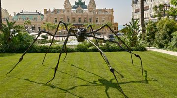 Contemporary art exhibition, Louise Bourgeois, Maladie de l'Amour at Hauser & Wirth, Monaco