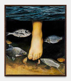 Suspicion by Thomas Lerooy contemporary artwork