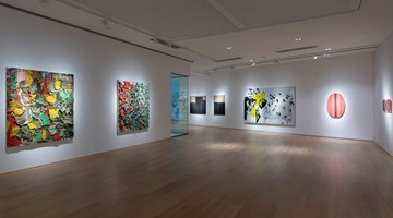 Contemporary art exhibition, Group Exhibition, Painting and Existence at Tang Contemporary Art, Hong Kong, SAR, China