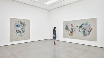 Contemporary art exhibition, Christine Ay Tjoe, Spinning in the Desert at White Cube, Hong Kong, SAR, China