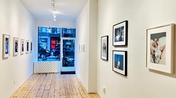 Contemporary art exhibition, Penny Slinger, Inside Out at Fortnight Institute, New York