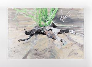 Arizona 4 by Brian Maguire contemporary artwork