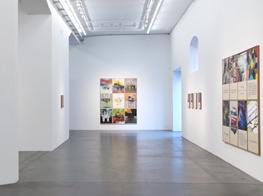 Keith Tyson. BIG DATA (PAINTINGS 2012 – 2018), Hauser & Wirth Zürich