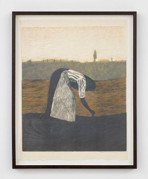 Grandma by Mamma Andersson contemporary artwork