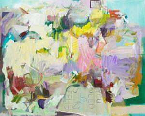 you need a storyteller by Sanghoon Ahn contemporary artwork