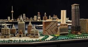 Edible City – Brasilia 02 by Song Dong contemporary artwork