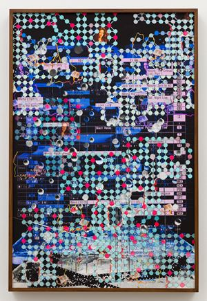 Stations by Jibade-Khalil Huffman contemporary artwork