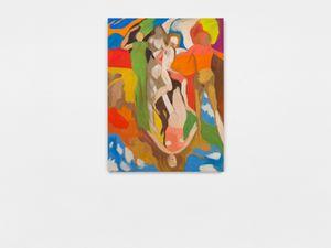 DREAM by Robert Colescott contemporary artwork