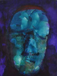 Träumer (Jude) by Herbert Beck contemporary artwork works on paper