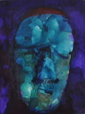 Träumer (Jude) by Herbert Beck contemporary artwork