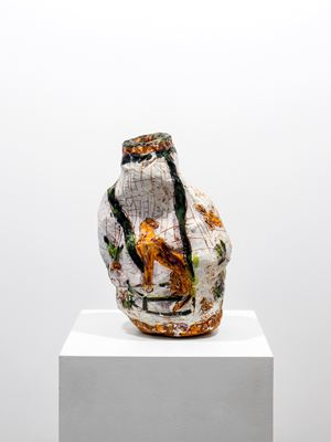 Outdoor Sculptures at Norton Simon by Jennifer Rochlin contemporary artwork