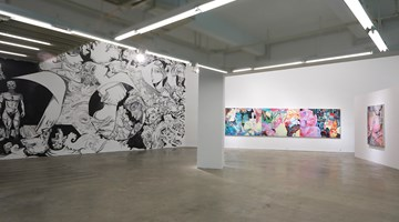 Contemporary art exhibition, Xiong Yu, Reveal 隐含的时光 at A Thousand Plateaus Art Space, Chengdu, China