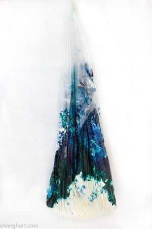 Downward by XU ZHEN® contemporary artwork
