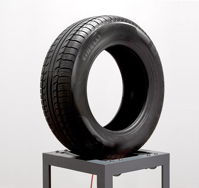 Endless Loop (Pirelli) by Marley Dawson contemporary artwork
