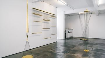 Contemporary art exhibition, Artur Lescher, Inverso do infinito at Galeria Nara Roesler, Rio de Janeiro