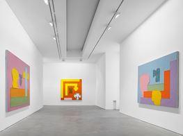 "Jonathan Lasker<br><em>Recent Paintings</em><br><span class=""oc-gallery"">Galerie Thomas Schulte</span>"