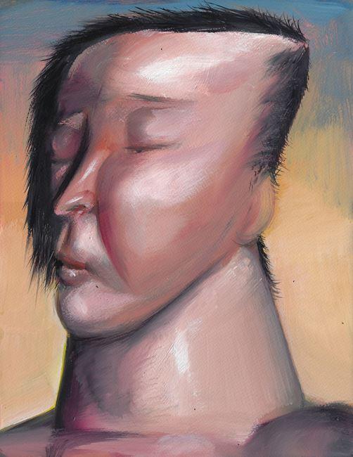 Dreamer #2 by Alvin Ong contemporary artwork