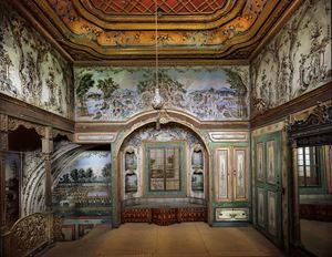 Hall of Mihrişah Sultan, Harem by Ahmet Ertug contemporary artwork photography