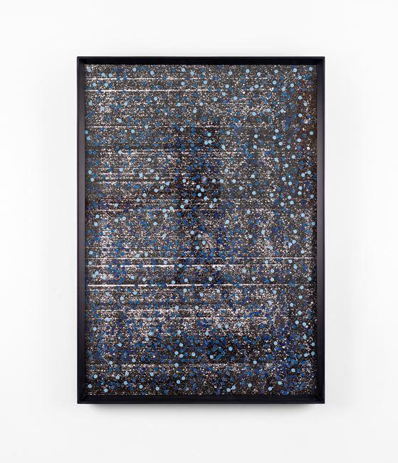 """Matlhogonolo"" by Bonolo Kavula contemporary artwork"