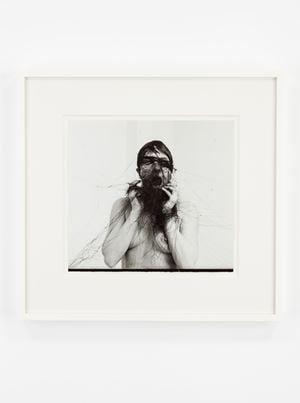 Permanent demonstration am 19.1.1976 by Annegret Soltau contemporary artwork
