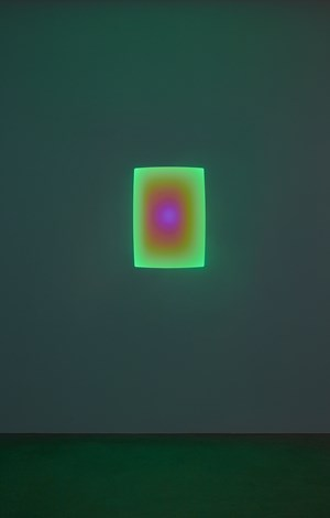 Small Glass by James Turrell contemporary artwork