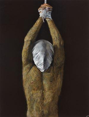 Skins - 05 by Wang Haiyang contemporary artwork