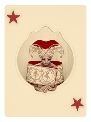 La Matta Rossa by Christian Tagliavini contemporary artwork