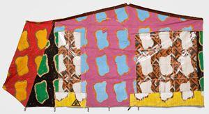 1988 206 by Claude Viallat contemporary artwork