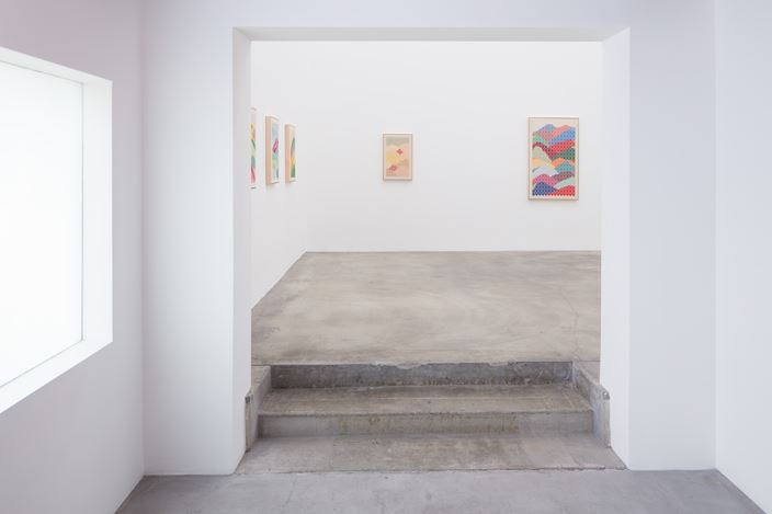 Exhibition view: Jordan Nassar, We Are The Ones To Go To The Mountain, Anat Ebgi, Los Angeles (15 September–27 October 2020). Courtesy Anat Ebgi.