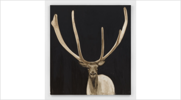 Contemporary art exhibition, Joe Andoe, Rolling Hills at Almine Rech, New York