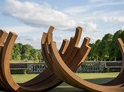Conceptual artist Bernar Venet gets a bigger stage in the UK with three shows this summer