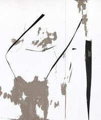 Untitled by Secundino Hernández contemporary artwork mixed media