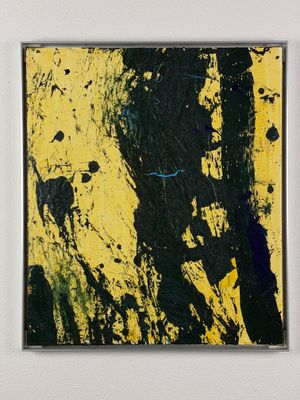 Sound of wind 99-04 by Tamihito Yoshikawa contemporary artwork
