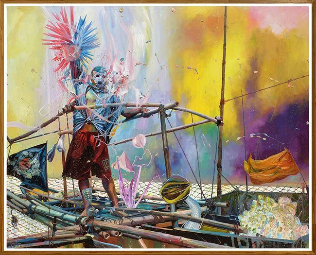 Supreme by Ronson Culibrina contemporary artwork