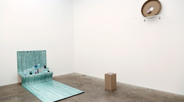 Contemporary art exhibition, Hamish Coleman, Emily Hartley-Skudder, Doubles and Trebles (Reprise) at Jonathan Smart Gallery, Christchurch