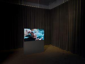 Slip of the Line by Anri Sala contemporary artwork
