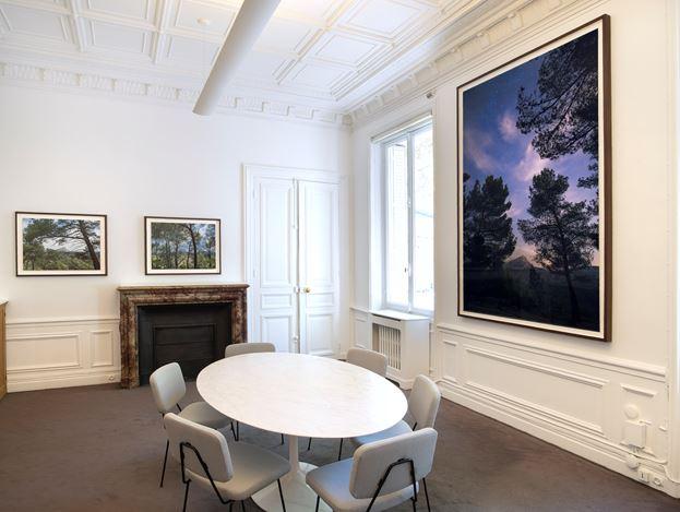 Exhibition view: Boomoon, Sainte-Victoire, Galerie Lelong & Co., 13 Rue de Téhéran, Paris (18 May–18 July 2019). Courtesy Galerie Lelong & Co.