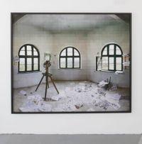 Eastern Gust by Yuval Yairi contemporary artwork print