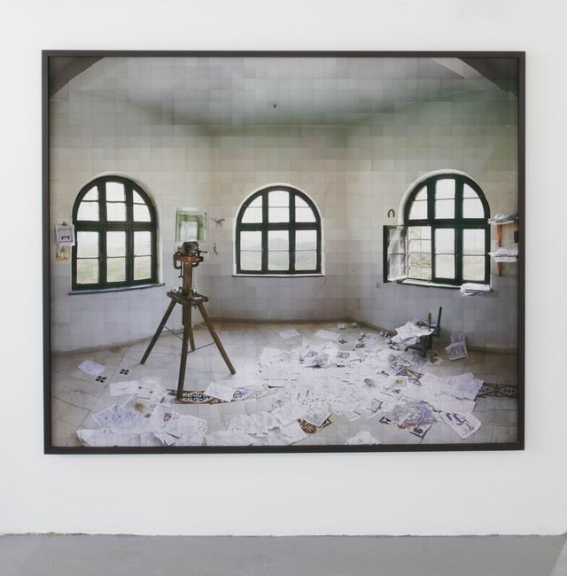 Eastern Gust by Yuval Yairi contemporary artwork