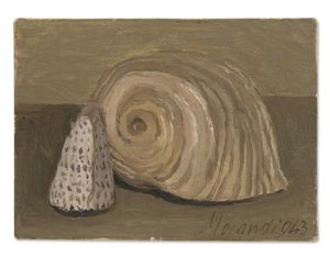 Still Life by Giorgio Morandi contemporary artwork