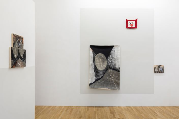 Exhibition view: Radhika Khimji, Shift, Galerie Krinzinger (2 May–15 June 2019). Courtesy Galerie Krinzinger.