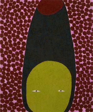 Left behind II by Nobuko Watabiki contemporary artwork